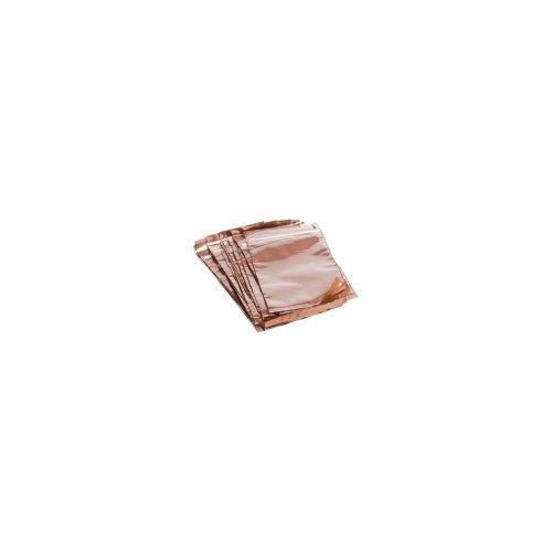 Nancy Zip Bag - Corrosion Intercept Clear Poly Zip-Lock Bags 4
