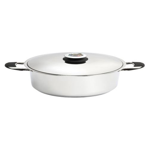 Lorren Home Trend s 7-quart Stainless Steel Dutch Oven
