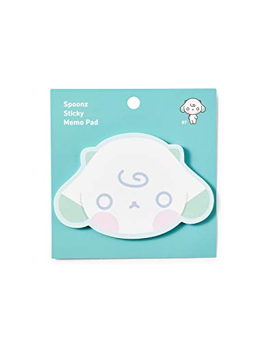 (Spoonz Sticky Note BT - Small Super Sticky Note Post It Notes Stickie Pads Postit postit Bulk Notes Multi Post Handy Note for Notebook Desk Reminder for Nuest Nu'est Fans Teen Girls)