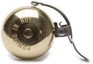 Portland Design Works King Of Ding II Bell Brass