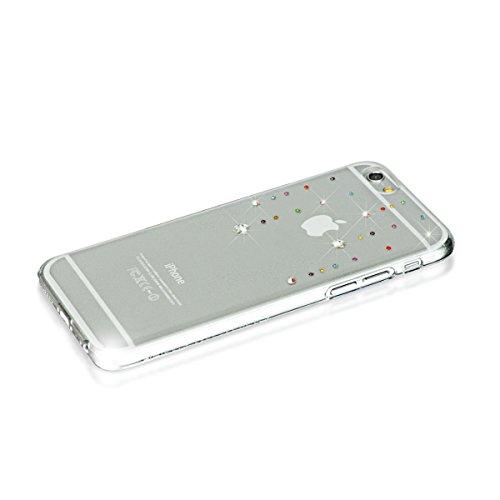 blingmything Wish Design Cotton Candy Coque de protection pour Apple iPhone 6Transparent