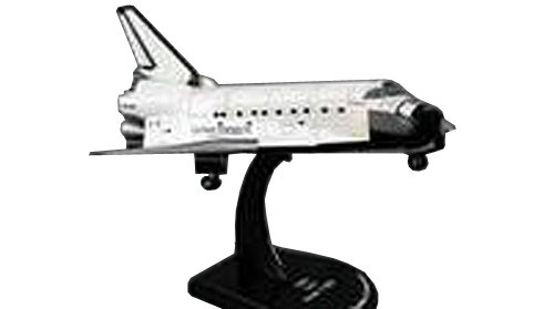 Daron Postage Stamp Space Shuttle Endeavour Vehicle (1/300 Scale) ()
