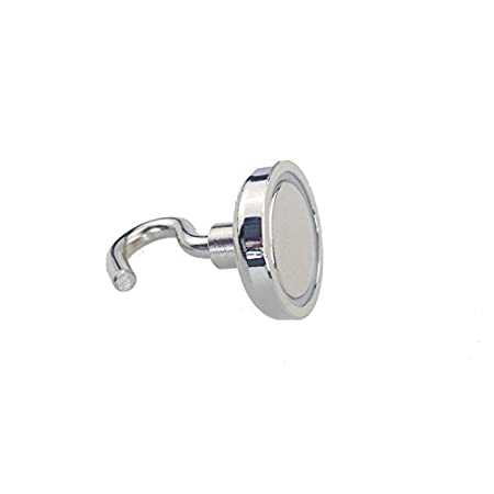 Amazon.com: Fuerte Ganchos magnéticos (25 libras) – Pack de ...
