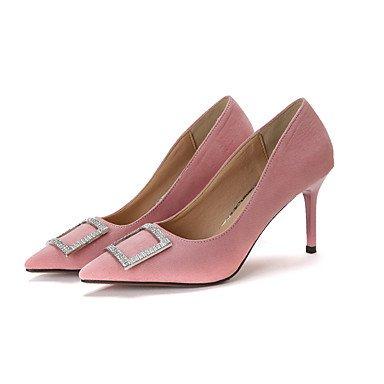 Gris Polyuréthane Printemps 5 4 Arrière cm A 5 Noir A Arrière Talons LvYuan à Femme pink Rose Bride blushing à Bride ggx Chaussures 2 Décontracté fnzZfx