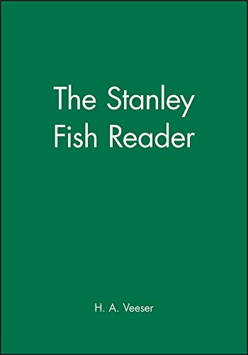 The Stanley Fish Reader