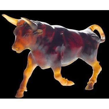 Daum Crystal Bull 02191 ()