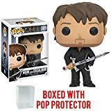 Funko Once Upon a Time: Hook with Excalibur Pop! Vinyl Figure (Includes Compatible Pop Box Protector Case) (Once Upon A Time Hook And Belle)