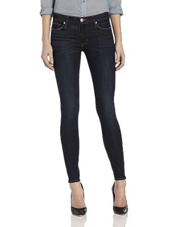 Hudson Jeans Women's Nico Mid-Rise Super Skinny 5-Pocket Jean, Abbey, 24