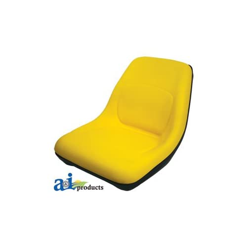 John Deere Equipment Seat #AM126865 big image