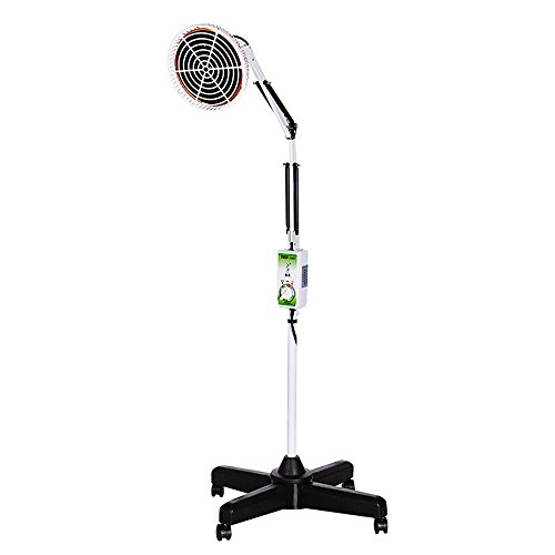 TDP Lamp CQ-29P for TDP Heat Lamp Therapy Featuring Infrared Mineral Technology For Maximun Pain Relief with Oversize Safety Head by Prodydent by Prodydent (Image #3)