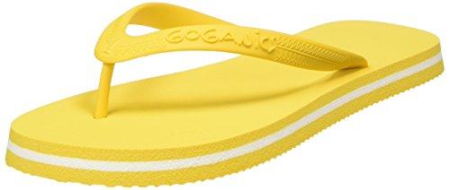 Unisex Gelb 701 Adulto Sandali Goganics Jaune Bicolour Giallo PE7Sfxvw