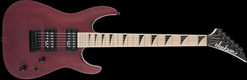 (Jackson JS Series Dinky Arch Top JS22 DKAM - Red Stain)