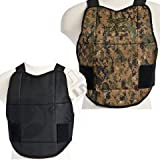 Chest Protector - V-TAC Reversible-Marpat/Black by Valken