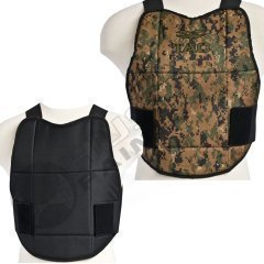 Chest Protector - V-TAC Reversible-Marpat/Black by Valken by Valken