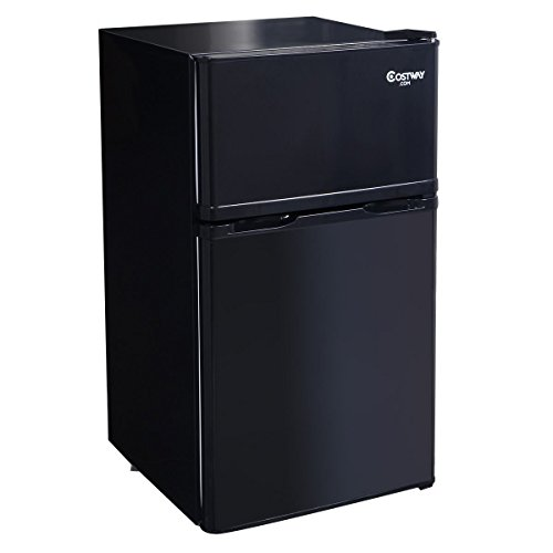 Giantex Compact Refrigerator Freezer Furniture