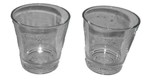 The Crown Royal Crown Jewels Glass - Set of 2