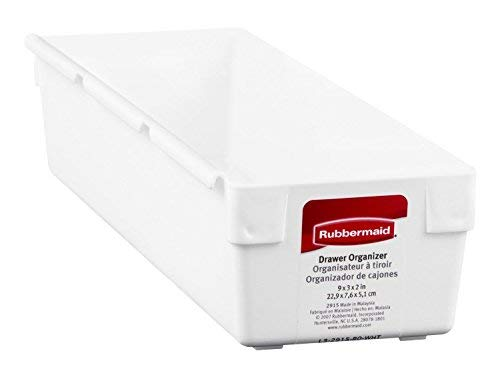 Rubbermaid 2915RDWHT 9