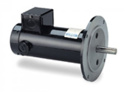 Leeson Electric, M1120060.00, .1HP, 3500RPM, 90V, 31 Frame, Square Flange Flange, Footless, TENV, DC (0.1 Hp Motor)