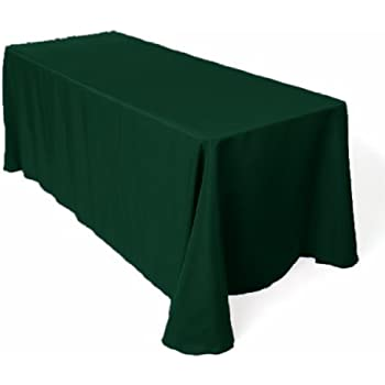 Amazon.com: LinenTablecloth 90 x 132-Inch Rectangular ...