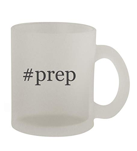 #prep - 10oz Hashtag Frosted Coffee Mug Cup, Frosted (Best Prep For Colonoscopy 2019)