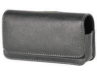 Xcase Handy Gürteltaschen: Handy-Quertasche Größe L mit Magnetverschluss (Schutzhülle Handy)