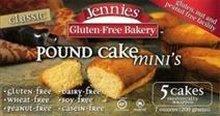 Rugged Bear Jennies - Pound Cake Mini's Classic - 7 oz.