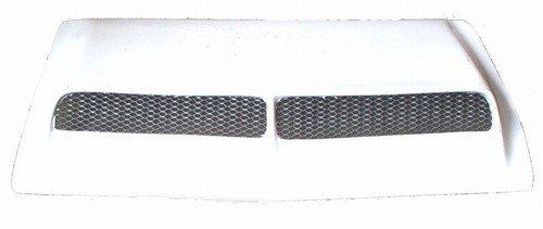 Fiberglass Hood Scoop (Fiberglass Hood Scoop 70-96 Chevy, GMC Full Size Van)