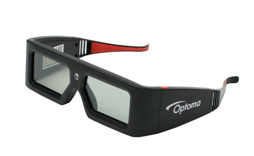 Optoma BG ZD101 3D Glasses Interchangeable Version