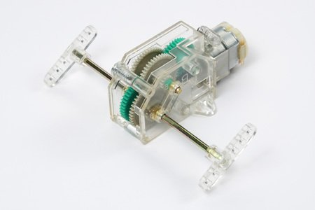 - Twin Motor Gear Box (Clear) Tamiya