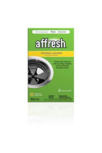 Affresh W10509526M3 Disposal Cleaner 3 Pack from Affresh