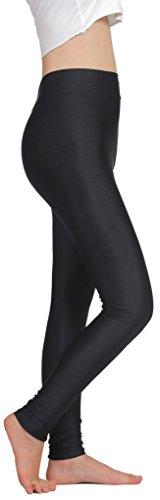 speerise–elástico lycra nylon danza Yoga Running mallas Granate