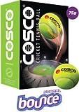 Cosco Light Cricket Tennis Ball Single