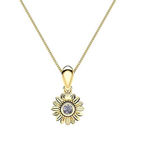 - Topgee Europe And The United States New Stars Moon Korean Version Of The Fashion Simple Fashion Simple European and American Necklace Wild Ladies Fashion Jewelry