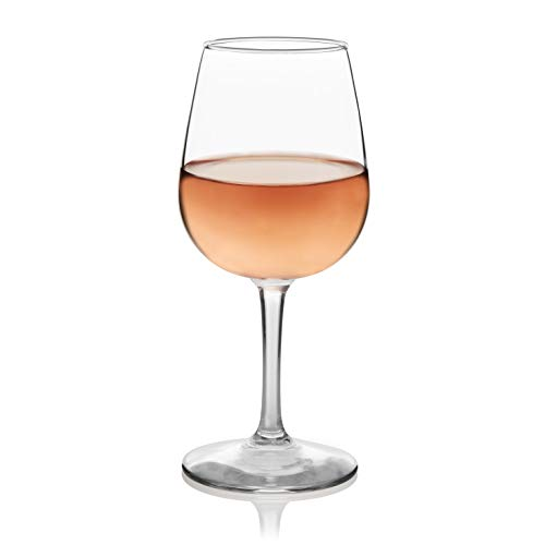 Libbey All-Purpose Wine Party Glasses, Set of 12 ()