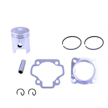 FLYPIG Piston Assembly with Gasket For Yamaha PW50 PY50 QT50 Big Bore 60cc 1981-2009 ATV-PARTS