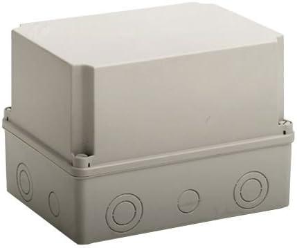 IDE GSX322 Cajas Estancas Para Guardamotores Con Entradas Pretroqueladas, IP65 -IP67, Tapa opaca: Amazon.es: Industria, empresas y ciencia