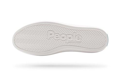 Människor Skor Phillips Fluffigt Sneakers Riktigt Svart / Strejk Vita Mens 8