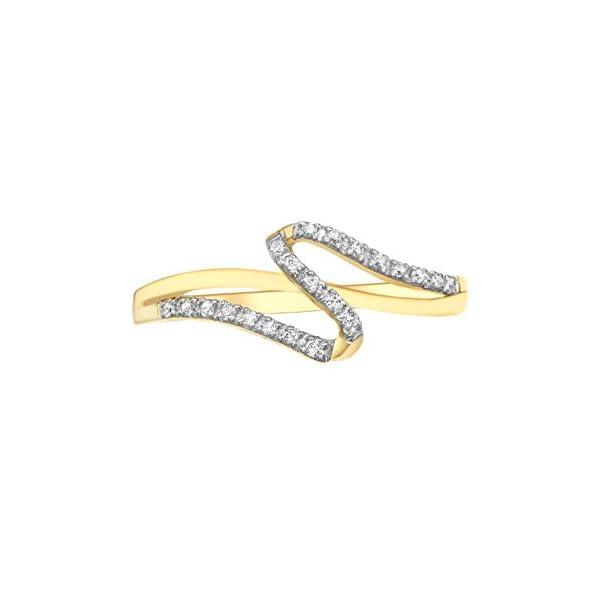 Carissima Gold Anillo de mujer con oro 9 K (375) y circonita Carissima Gold Anillo de mujer con oro 9 K (375) y circonita Carissima Gold Anillo de mujer con oro 9 K (375) y circonita