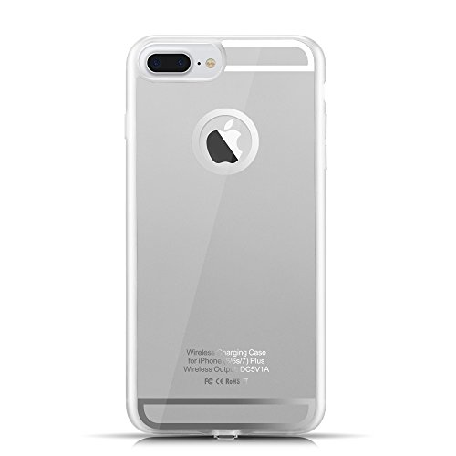 Qi Wireless Receiver Case for iPhone 7 Plus and iPhone 6 Plu