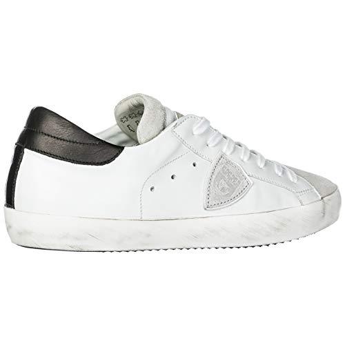 gris Gris Philippe Blanc Uomo Model Sneakers Blanc Paris 0wX0rq1