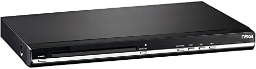 NAXA Electronics Slim DVD House Theater System – Black (ND-861)