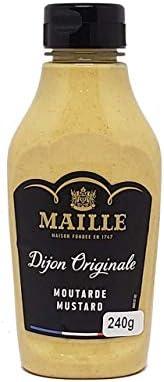 Mostarda Squeeze Dijon Original Maille