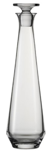 Schott Zwiesel Tritan Crystal Glass Pure Collection Spirits Decanter With Stopper by Schott Zwiesel
