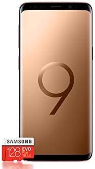 Samsung Galaxy S9 Smartphone Bundle (5,8 pulgadas pantalla táctil ...