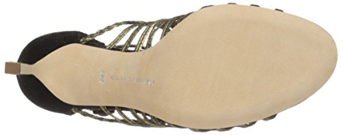 EL Black Tahari Sandal Women's Imperial Elie Dress OnZwEAxAp