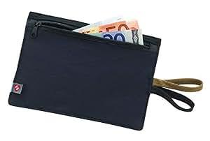 Lewis N. Clark RFID-Blocking Hidden Travel Belt Wallet Black One Size