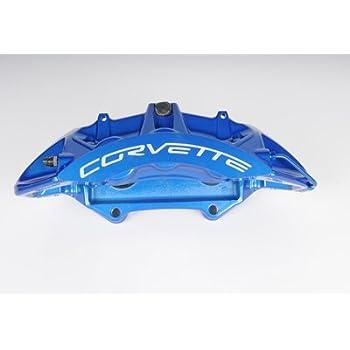 ACDelco 172-2491 GM Original Equipment Blue Rear Driver Side Disc Brake Caliper Assembly
