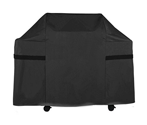 BBQ funland Heavy-duty polyester Grill Cover for Weber Genes