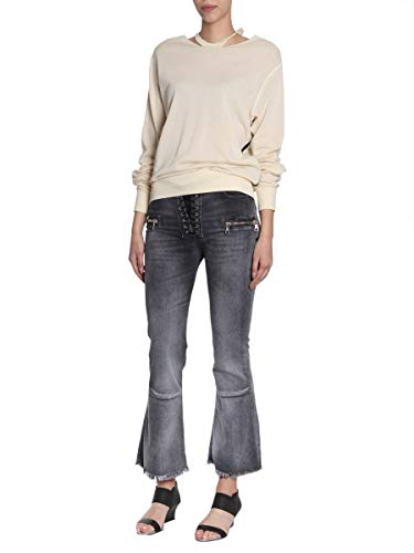 Cotone Jeans Grigio Uwyb005r181110017500 Project Unravel Donna 7BT88q