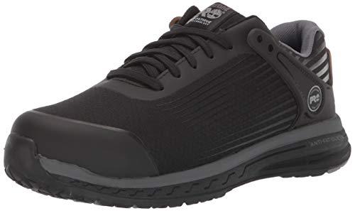 Timberland PRO Women's Drivetrain Composite Toe SD35 Industrial Boot, Black, 8.5 M US